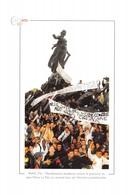 Place De La Nation - Manifestation étudiante Contre La Présence De Jean-Marie Le Pen - Politique - Syndicat UNEF - Distretto: 12