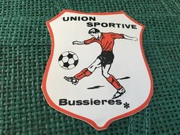 Autocollant Foot Union Sportive Bussières - Stickers