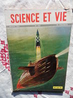MENSUEL SCIENCE ET VIE N°  402 DE MARS 1951 - Science