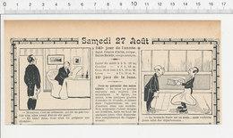 Humour De 1904 Bottin De Paris Ancien Bottin Des Départements 223S - Non Classés