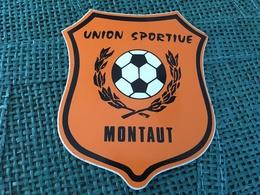 Autocollant Foot Montaut - Stickers