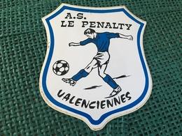 Autocollant Foot Valenciennes - Stickers