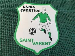 Autocollant Foot Saint Varent - Stickers
