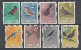 Surinam Mi.nr.:484-491 Vögel 1966 Neuf Sans Charniere / MNH / Postfris - Surinam