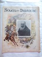 LE SOLEIL DU DIMANCHE  N° 3 Du 19/1/1902 PRESIDENT KRUGER - LE VELDT EN FEU -LE CHEMIN DE FER EN ABYSSINIE - Newspapers