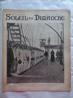 LE SOLEIL DU DIMANCHE  N° 4 Du 26/1/1902 LES AUMONIERS DE LA MARINE - Newspapers
