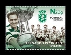 Portugal 2018 Mih. 4373 Football Player Fernando Petroteo MNH ** - 1910-... Republic