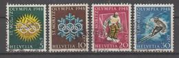 Jeux Olympiques D'hiver 1948 - Suisse