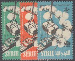 Syria 1957 Aleppo Cotton Festival Unmounted Mint. - Syria