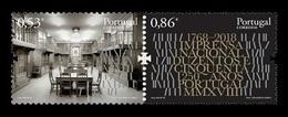Portugal 2018 Mih. 4469/70 National Publishing House MNH ** - 1910-... Republic