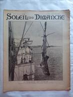 LE SOLEIL DU DIMANCHE  N° 5 Du 2/2/1902 A L'ASSAUT DU POLE SUD - Newspapers