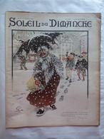 LE SOLEIL DU DIMANCHE  N° 6 Du 9/2/1902 TRIPOLI - Newspapers