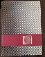ALBUM DE TIMBRES VIDE. 20 Pages Fond BLANC. Format 20x13. ALBUM Occasion - Albums à Bandes