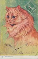 LOUIS WAIN          RUFFLED PLUMES - Cats