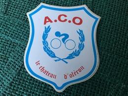 Autocollant ACO Le Château D'Oleron - Stickers