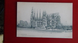Barcelona Tempio De La Sagrada Familia Non Voyagé Bon état - Barcelona