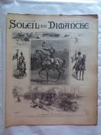 LE SOLEIL DU DIMANCHE  N° 7 Du 16/2/1902 LE GENERAL DU BARAIL - Newspapers