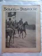 LE SOLEIL DU DIMANCHE  N° 9 Du 2/3/1902 L'EMPEREUR DU JAPON A TOKYO - - Newspapers