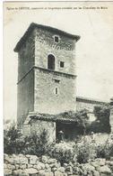 CPA - 81 - CAHUZAC SUR VERE - Eglise De LINTIN - Au Dos P:Noisset Curé D'Andillac - Frankrijk