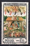 Panama 1966 - Airmail - Religious Paintings - Panamá
