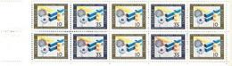 Schweden 1967: Nr. MH16 (H-Blatt 43) Finnische Siedler #H2 - 1951-80