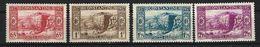 """Algerie YT 131 à 134 """" Prise De Constantine """" 1937 Neuf** - Algérie (1924-1962)"""