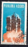 Panama 1966 - Italian Contribution To Space Research - Panamá