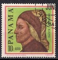 Panama 1966 - Personalities - Panamá
