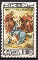Panama 1966 - Religious Paintings - Panamá