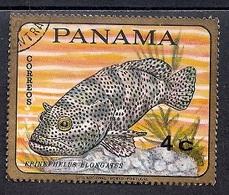 Panama 1968 - Fish - Panamá