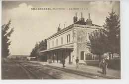 VILLERSEXEL - La Gare - France