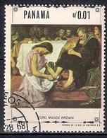 Panama 1968 - Religious Art - Panamá