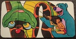 Postkaart: Jungle Boek - Walt Disney - Bandes Dessinées