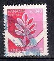 Panama 1988 - Reafforestation Campaign - Panamá