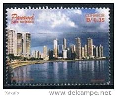 Panama 1997 - Monuments - Buildings - Panamá