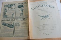 L'ILLUSTRATION 20 JANVIER 1917-ENFANTS DE LA GUERRE-GENERAL MAZEL-DECORATION VACHERAUVILLE LOUVEMONT BEZONVAUX - Newspapers
