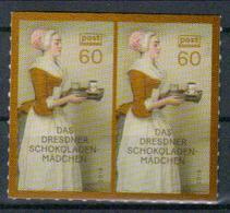 Deutschland PostModern 'Jean-Étienne Liotard, Das Schokoladenmädchen' / Germany 'The Chocolate Girl' **/MNH 2018 - [7] Federal Republic