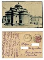 PARMA MADONNA DELLA STECCATA VIAGGIATA 1919 (3/26) - Parma