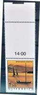 #b044 Schönes Österreich - Wörthersee Kärnten, Boot, Bogenrand Alonge, AT 2003** - 1945-.... 2ème République