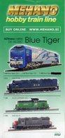 Catalogue MEHANO Hobby Train Line 2007 Brochure HO - Books And Magazines