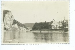 Anseremme La Meuse  (Real Photo ) - Hastière