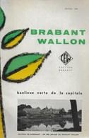 Brabant Wallon. Wavre, Waterloo, Tubize, Rixensart, Nivelles, Jodoigne, Braine-L'Alleud, Court-Saint-Etienne - Cultural
