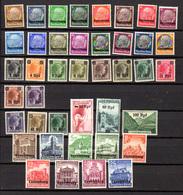 1940-41   Luxembourg Occupation Allemande, 1/ 41*(adh), Cote 30 €, - 1940-1944 Deutsche Besatzung