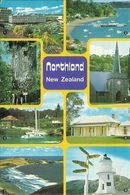 AK Neuseeland Northland Mehrbild Color #0110 - Neuseeland