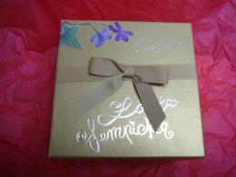 LOLITA LEMPICKA :BOITE NEUVE ,VIDE  POUR RANGER VOS TRESORS  LIRE ET VOIR!! - Miniatures Womens' Fragrances (in Box)