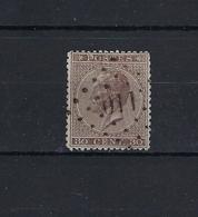 N°19 GESTEMPELD Pt110 Enghien COB € 14,00 + COBA € 10,00 SUPERBE - Postmarks - Points