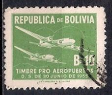 Bolivia 1955 - Aiport - Bolivia