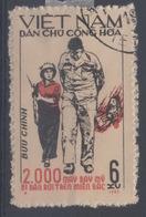 Vietnam Du Nord : N° 541 Oblitéré Année 1967 - Vietnam