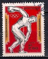 Bolivia 1970 - Airmail - Olympic Games - Mexico, 1968 - Bolivia