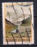 Bolivia 1972 - Airmail - Bolivian Paintings - Bolivia